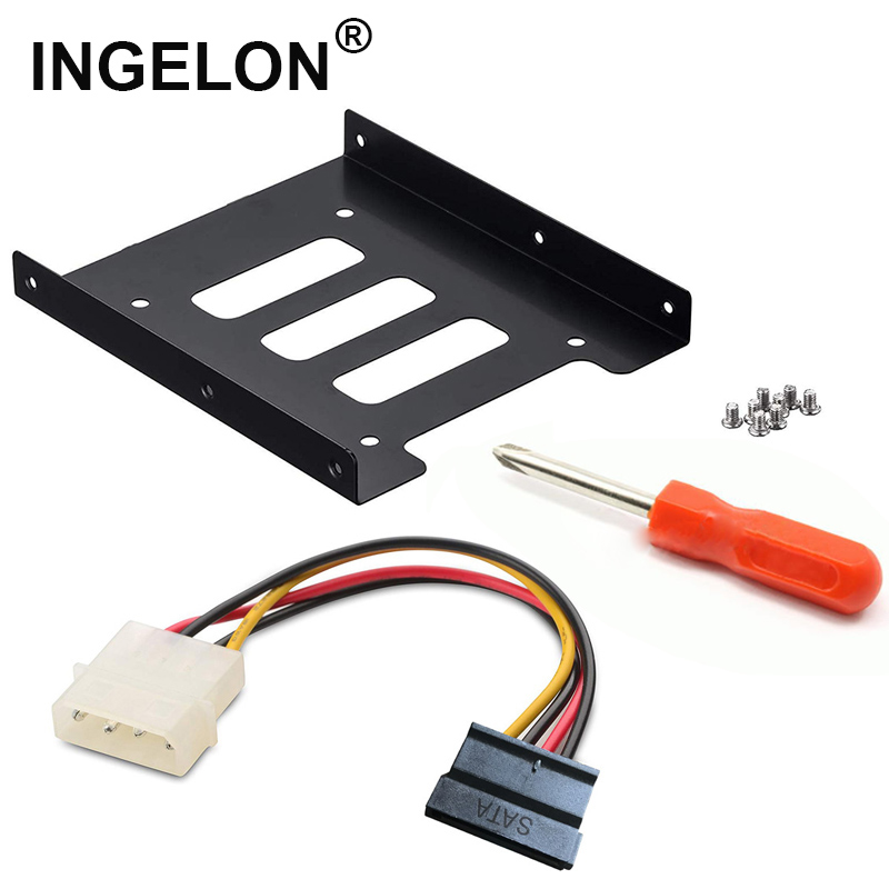 Ingelon <font><b>SSD</b></font> Mounting Bracket 2.5