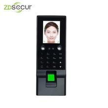 Профессиональный 500 Распознавание отпечатков пальцев лица и 3000 с RFID картой контроля доступа для системы дверного замка ZDF2