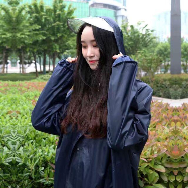 Фото дождевик прозрачный непромокаемый для женщин и непродуваемый цена