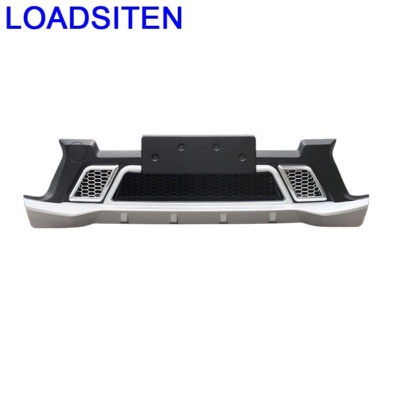Automobile Decorative Mouldings Upgraded Tunning Front Rear Diffuser Lip Car Styling Bumper 16 17 18 FOR JEEP Cherokee Bumpers     - title=
