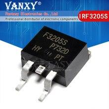 10pcs IRF3205SPBF TO263 IRF3205S SMD SOT F3205S PARA-263 IR3205S