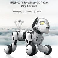 Hot Smart Robot Dog 2.4G Wireless Remote Control Kids Toy Intelligent Talking Robot Dog Toy Electronic Pet Birthday Gift