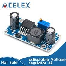 Power-Supply-Module Voltage-Regulator LM2596S Adjustable DC-DC 3A 12V/24V