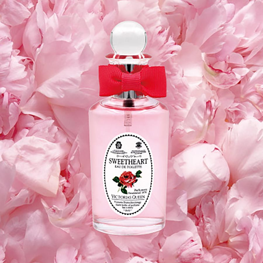 50ml Sweetheart Women Perfume Women Fragrance Rose Body Spray Long Lasting Flower Fruity Perfume Exotic Atomizer Water
