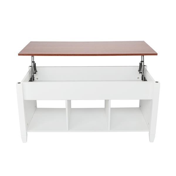 Lift Top Coffee Table  6