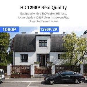 Image 3 - Xiaomi 2020 새로운 2K 1296P HD 스마트 카메라 A1 웹캠 와이파이 나이트 비전 360 앵글 비디오 카메라 베이비 보안 모니터 mi home app