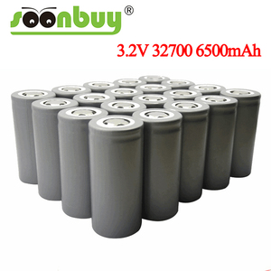 soonbuy 3.2 V 32700 6500 mAh LiFePO4 Battery 35A 55A High Power Maximum Continuous Discharge battery