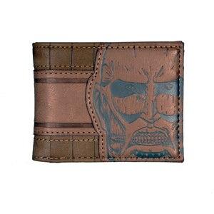 Кошелек Attack on Titan, модные высококачественные мужские бумажники, дизайнерский Новый женский кошелек, DFT2266