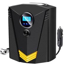 Compresseur d'air Portable pour pneus de voiture, pompe à Air pour automobile, moto, vélo, gonfleur numérique, 12 v DC, 150 PSI