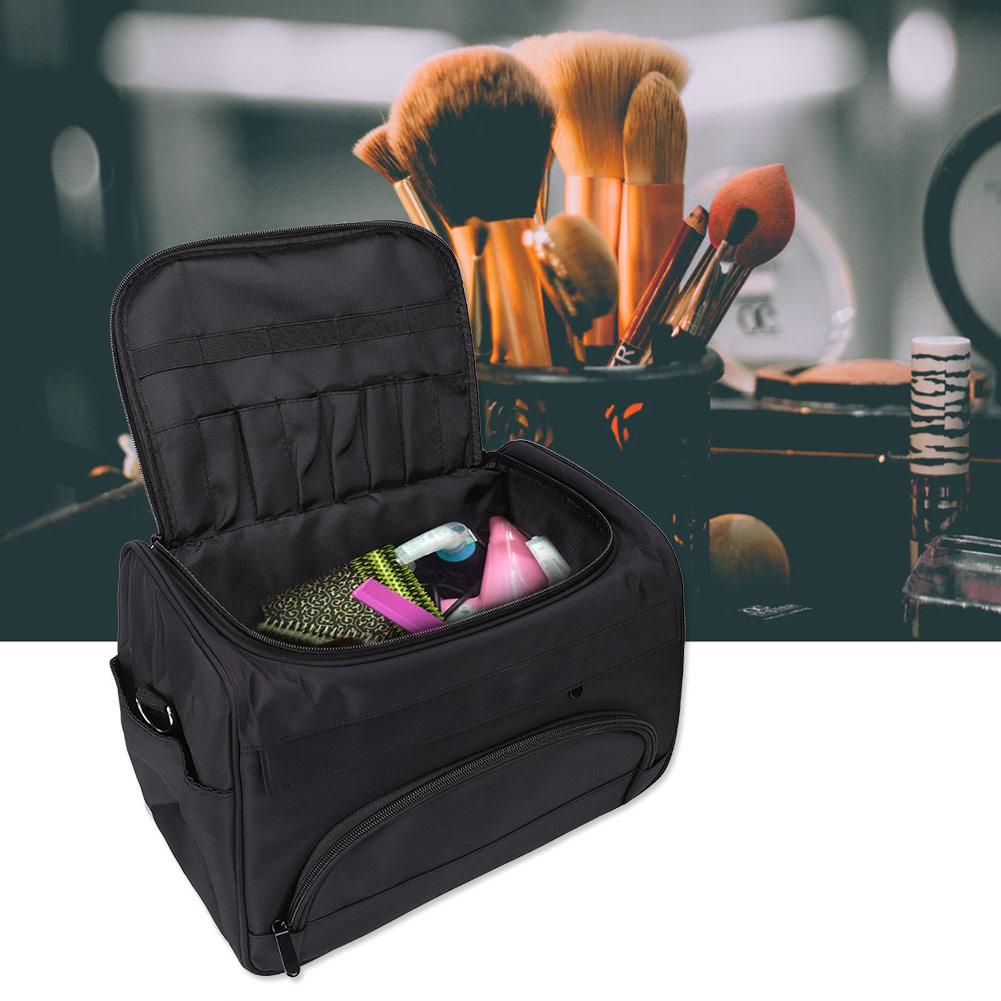 Hairdresser Tools Bag Large Capacity Hair Clipper Hair Styling Accessories Storage Bag Salon Carrying Organizer Case Handbag