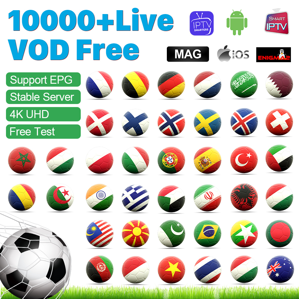 IPTV Arabic Sweden Germany Norway IPTV Subscription Spain Portugal Finland Greek IPTV M3U Italia Albania Poland IP TV