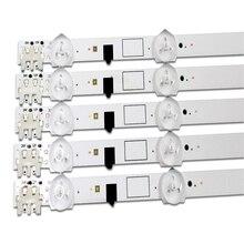 Samsung 2013SVS32H Ue32f5000 D2GE 320SCO R3 UA32F4088AR UA32f4100AR arka lümen D2GE 320SC0 R3 650MM 9LED 32 inç