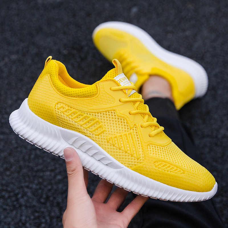 YEINSHAARS Fashion Men Sneakers Cheap