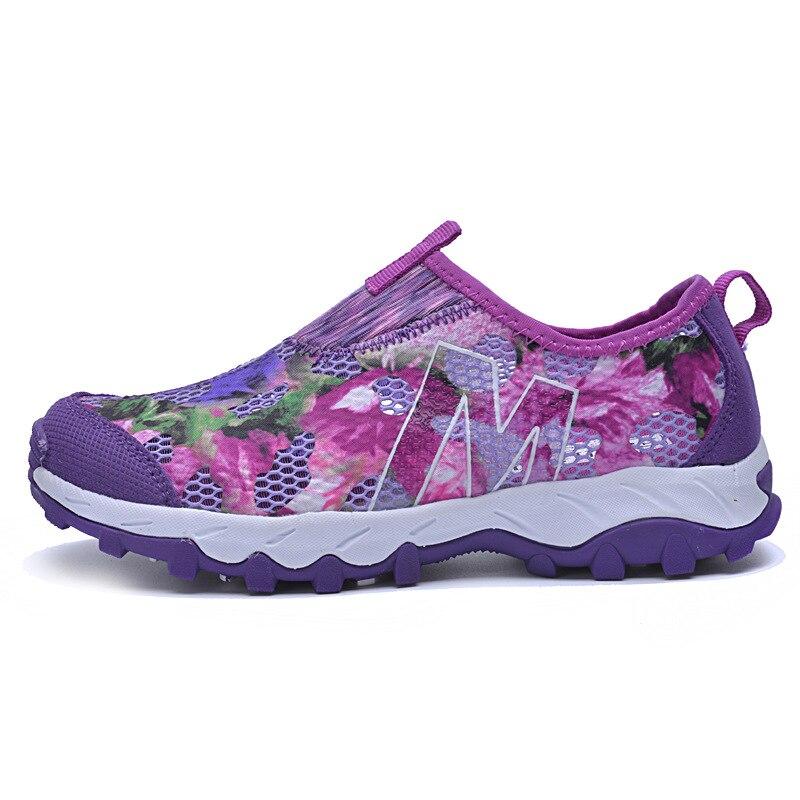 Wan yong da/сезон весна-лето; сетчатая обувь для бега; женская обувь; дышащая Спортивная обувь; женская уличная обувь для пар