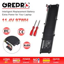 Laptop Battery 6GTPY Precision 9560 Dell Xps15 5510 for 9560/9550/Precision/.. 97WH