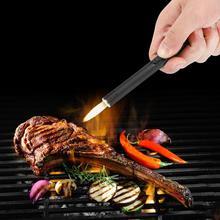 Уличный металлический фонарь, зажигалка для барбекю, газовая плита на древесном угле, газовая плита, зажигалка для кухни, зажигалка для пистолета, бутановый фонарь, soplete cocina
