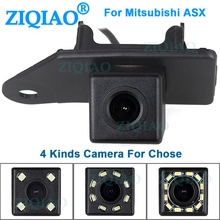 цена на ZIQIAO HD Night Vision Parking Rear View Camera for Mitsubishi RVR ASX 2010 - 2019 Car Reverse Camera with Monitor Kit HS054