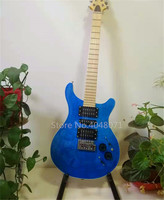 Free transportation, factory customized electric guitar, maple fingerboard, silver accessories, Chinese guitar.