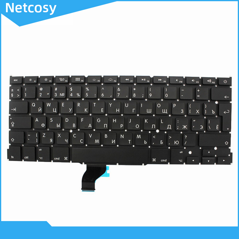 A1502 keyboard for Macbook Pro Retina laptop 13.3 Russian RU Laptop Keyboard 2013 2014 2015 image