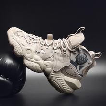 Damyuan 2019 NEW Men Casual Shoes Male High-top  Lace-Up Sport Sneakers Outsole Trainer Zapatillas Deportivas Hombr Autumn