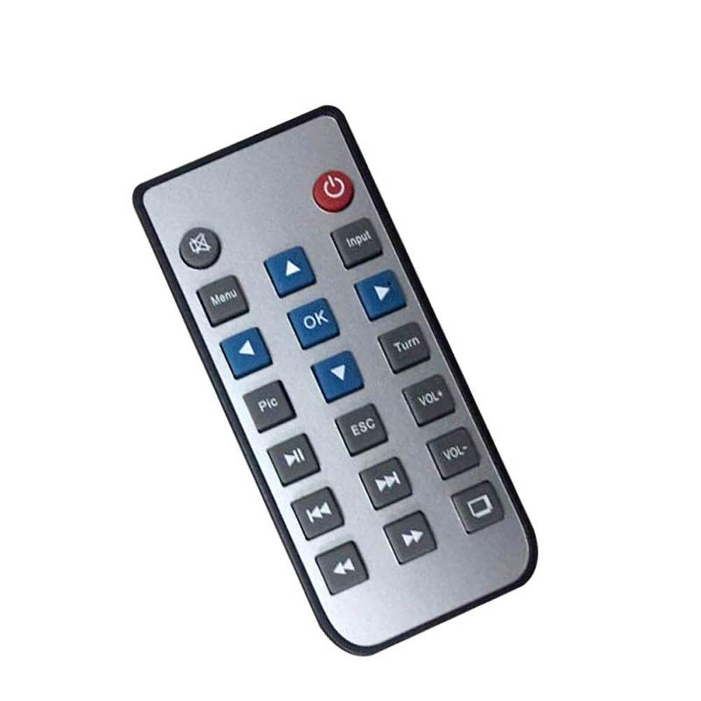 uc28 pro hdmi portatil mini projetor led cinema em casa teatro av vga usb qjy99