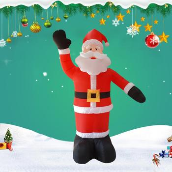 Christmas Inflatable Santa Claus Ornaments Garden Arrangement Decoration For Costume Cosp Classroom Decorationslay Party For