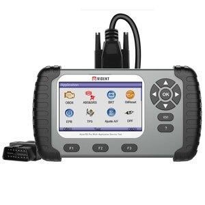 Image 3 - VIDENT iAuto 702 Pro 멀티 애플리케이터 서비스 툴 지원 ABS/SRS/EPB/DPF iAuto 702Pro 3 년 무료 업데이트 온라인