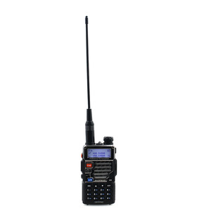 Image 2 - Baofeng DM 5R plus digital & analógico duplo modo portátil rádio vhf uhf banda dupla dmr 5 w 128ch walkie taklie DM 5R + fm transceptor