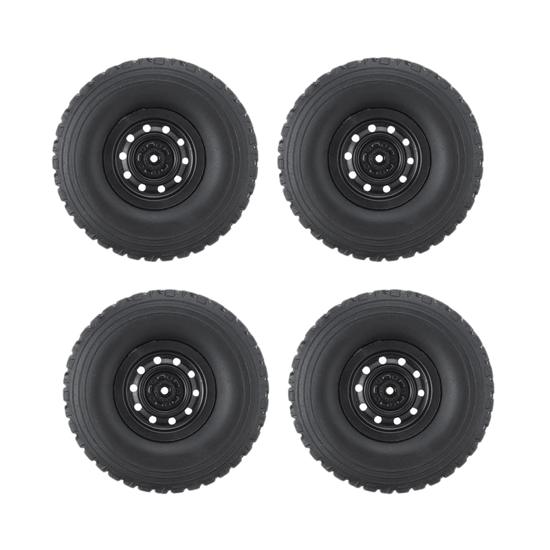 <font><b>Rc</b></font> Car <font><b>Wheel</b></font> Applicable To Wpl C34 1/16 4Wd for JJRC Mn Buggy Crawler Off Road 2Ch Models image