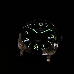 Image 2 - SteelDive 1938 NH35 Sapphire Automatic Mechanical Watch C3 Super Luminous Steel Dive Watches Men 200m NH35 Mechanical Watch Men
