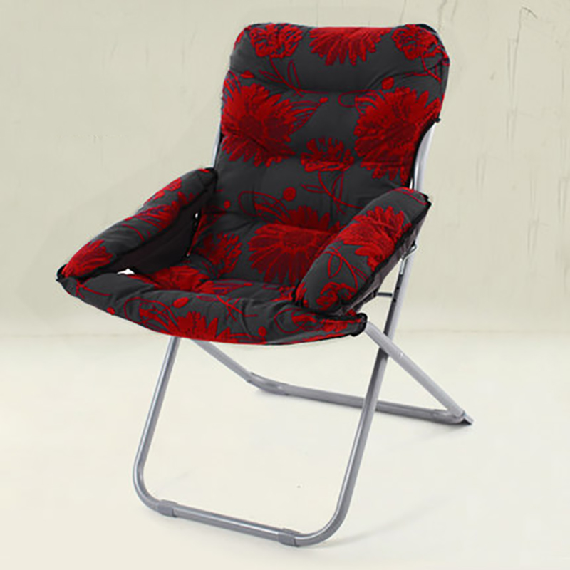 Creative Lazy Couch Individual Fold Computer Chair Lunch Break Nap Chair Office Detachable Leisure Coffee Chair Game Chair