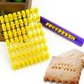 Новые буквы алфавита цифры торт форма печенье пресс штамп сделай сам