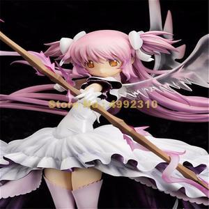 Image 5 - anime good smile puella magi madoka magica kaname madoka maiko ver 1/8 scale pvc action figure giant doll 33cm Toy