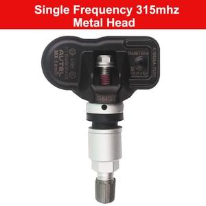 Image 4 - Autel MX sensor de presión de neumáticos programable, 315MHz, 433MHz, Sensor Universal TPMS, Sensor MX clon Learn