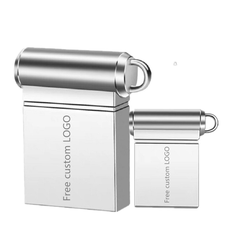 Usb Flash Drive 3.0 32gb High Speed Super Mini Usb Stick 16gb 4gb 8gb 64gb Pendrive 128 Gb Memory Usb Drive Metal With Free Logo