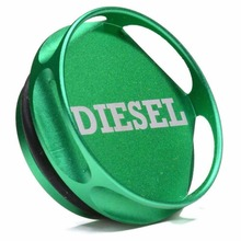AZGIANT Magnetic Diesel Fuel Cap Accessory for jeep Dodge RAM TRUCK 1500 2500 3500 (2013-2018)