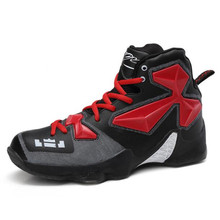 Dropshipping high men's shoes breathable wear sneakers shoes