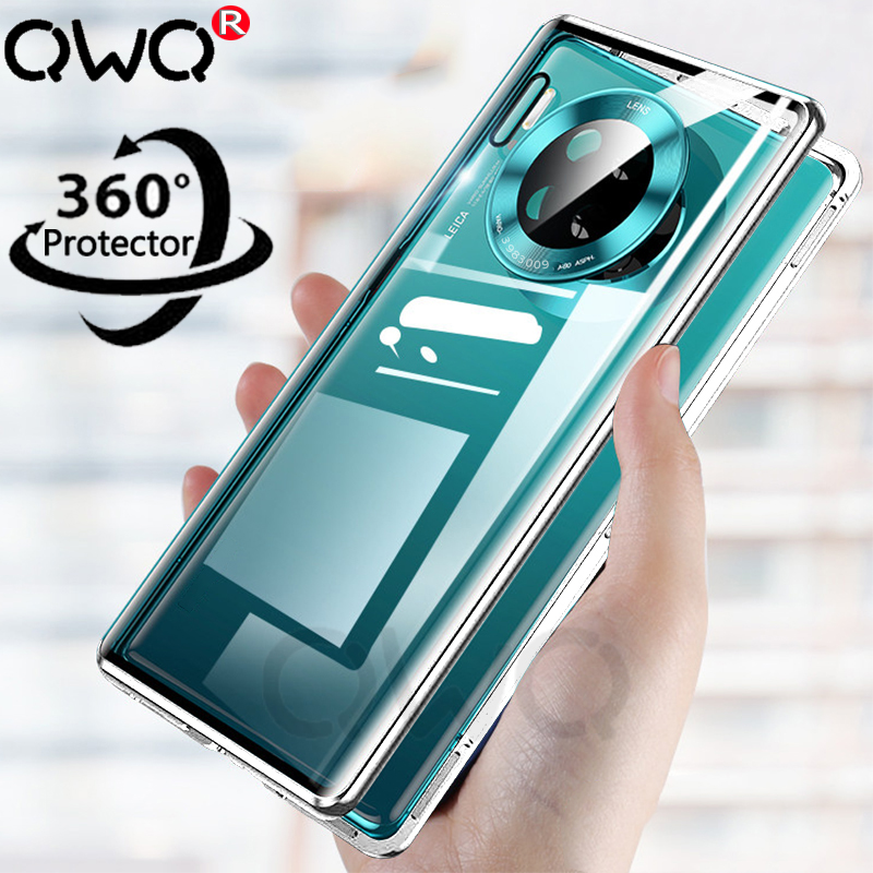 360 Full Cover Case For Xiaomi Redmi Note 8 7 6 5 Pro 5 Plus 6A 7A Mi 9T mi 9 8 A3 Lite SE mi9t mi9 mi8 Screen Protector Cases(China)