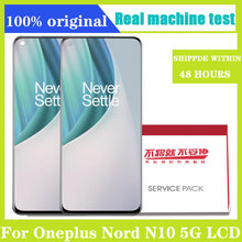6.49 display display para oneplus nord n10 5g display lcd tela de toque digitador assembléia para oneplus nord n10 5g tela lcd