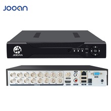 JOOAN 4216T 16CH CCTV DVR H.264 HD OUT P2P ענן וידאו מקליט בית מעקבים אבטחת CCTV וידאו דיגיטלי מקליט
