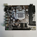 Intel H81 настольная материнская плата H81 Socket LGA 1150 i3 i5 i7 DDR3 16G Micro-ATX UEFI BIOS оригинальная новая материнская плата