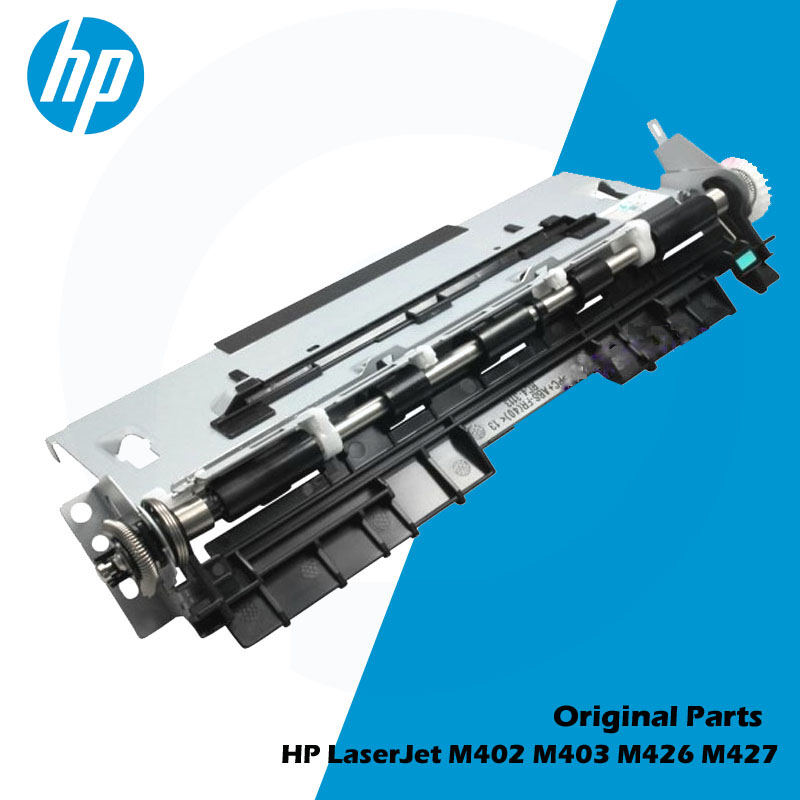 Original New For HP LaserJet M402 M403 M426 M427 M501 M506 M527 Registration Roller Assembly RM2 5671 RM2 5671 000CN|Printer Parts| |  - title=