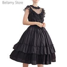 Шифоновое платье в стиле «лолита» повседневный Кружевной Костюм
