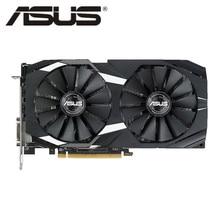 ASUS RX 580 8GB Video Karte GPU AMD Radeon RX580 8GB Grafikkarten PUBG Computer Spiel Bildschirm VGA DVI HDMI Grafik 570 560 550