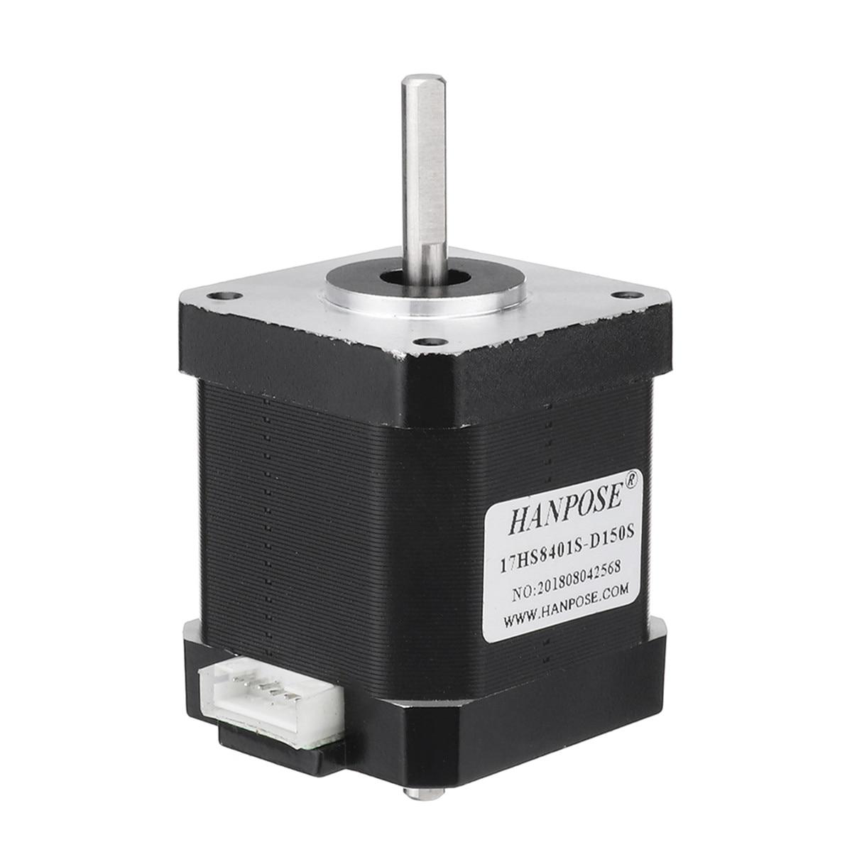 17HS8401S 48mm Nema 17 Stepper Motor 42 Motor 42BYGH 1.8A 52N.cm 4-lead for 3D Printer CNC Laser with DuPont line