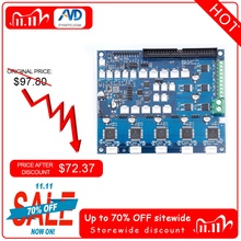 لوحة توسعة مستنسخة Duex5 DueX مع دعم TMC2660 للوحة حرارية أو PT100 ابنة للطابعة 3D وآلة التصنيع باستخدام الحاسب الآلي