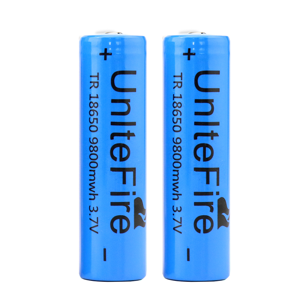 100% New Original NCR18650B 3.7v 4.2v 4200mah 18650 Lithium Rechargeable Battery Flashlight Batteries