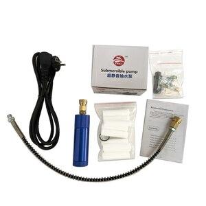 Image 5 - Smokin 4500Psi Pcp hava kompresörü otomatik durdurma yüksek basınç çift silindirli pompa pnömatik tüfek gaz tankı dolum 220V 110V