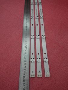 Image 1 - 3 PCS LED backlight strip for LG 43UH619v 43UH620V 43UH610V 43UH6030 43UF6407 43LH60_FHD_A  UF64_UHD_A 43LH60FHD 43UF6409
