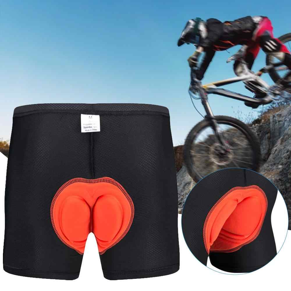 Men Bike Padded Shorts Cycling 3D Underwear MTB Road Bicycle Riding Short Pants
